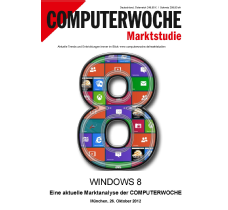 Marktstudie Windows 8