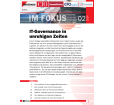 IT-Governance in unruhigen Zeiten