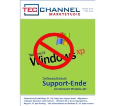 Support-Ende für Microsoft Windows XP