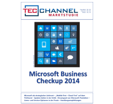 Microsoft Business Checkup 2014