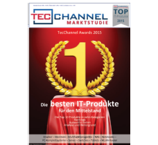 "Marktstudie ""TecChannel Awards 2015"""