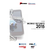 Studie Mobile Security 2015