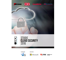 Studie Cloud Security 2016