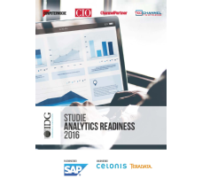 Studie Analytics Readiness 2016