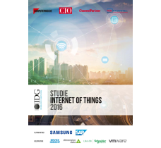 Studie Internet of Things 2016
