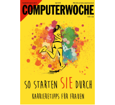 Computerwoche Sonderheft: Frauen in der IT
