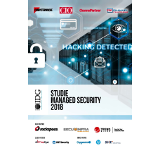 Studie Managed Security 2018