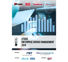 Studie Enterprise Service Management 2019