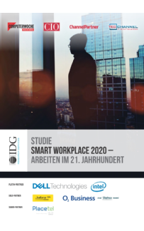 Studie Smart Workplace 2020