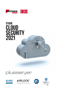 Studie Cloud Security 2021